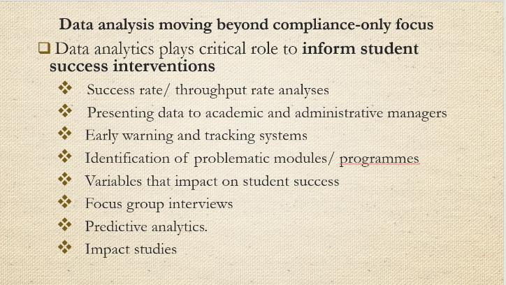 Data Analysis Slide